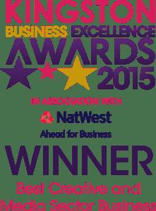 Winner Best Creative & Media Sector Business