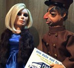 Lady Penelope and Parker set for the Richmond Expo