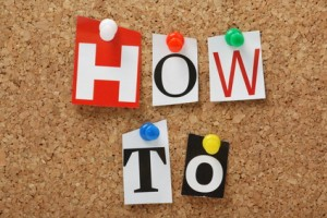How-to guides are a very popular form of evergreen content.