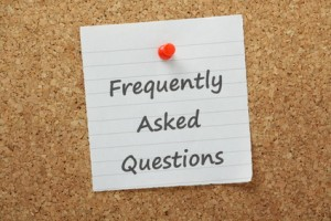 Frequently asked questions make for great content and the FAQs section of a website is often well-visited.