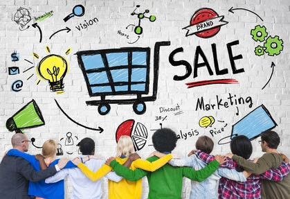 Sales stories make excellent case studies: an interesting read for a potential customer.