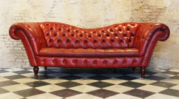 Sofa vintage background