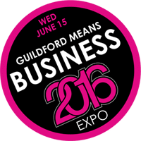 A Guildford Means Business Web Design Agency Exhibitor 2016