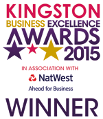 Winner of Best Technology Business at the 2015 Kingston Business Awards