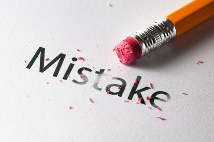 What mistakes do businesses make when writing their own website copy?