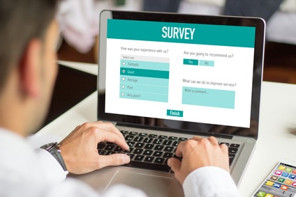 Can the claims you are making in your marketing communications actually be substantiated through your customer surveys?