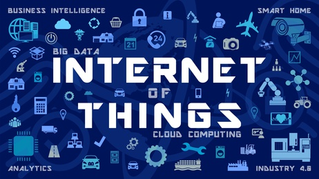 The Internet of Things allows internet connected objects to collect, utilise and share data about pretty much any situation.