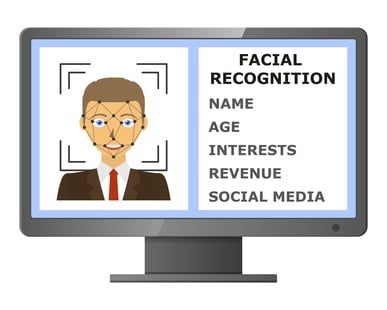 facial recognition data