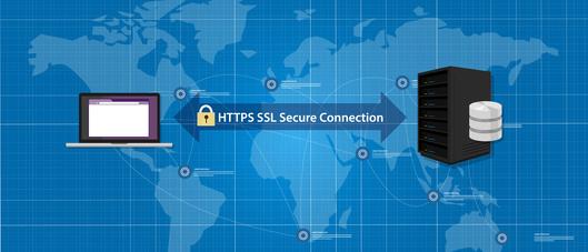 Secure socket layer certificate