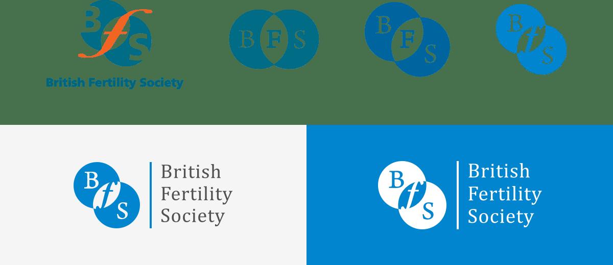 British Fertility Society Logos