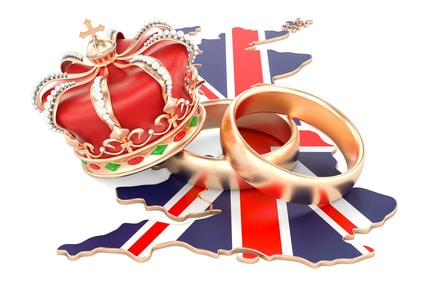 Royal Wedding Advertising Rules