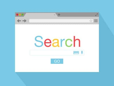 browser search