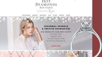 Hot Diamonds Site