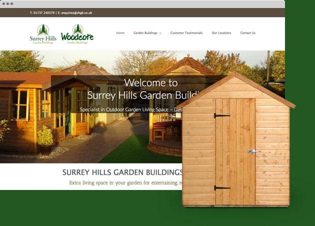 Surrey Hills Garden Buildings