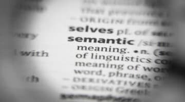 London SEO consultant advice on semantic search