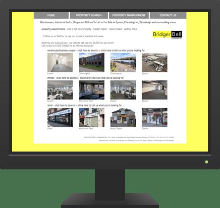 Original Website (Before)