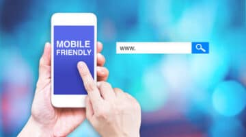 Mobile friendly bespoke web design