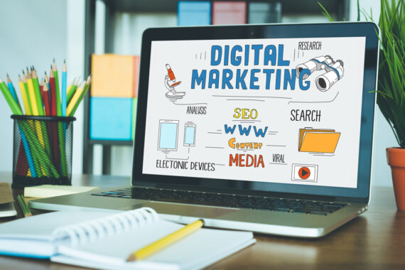 How can digital marketing increase sales