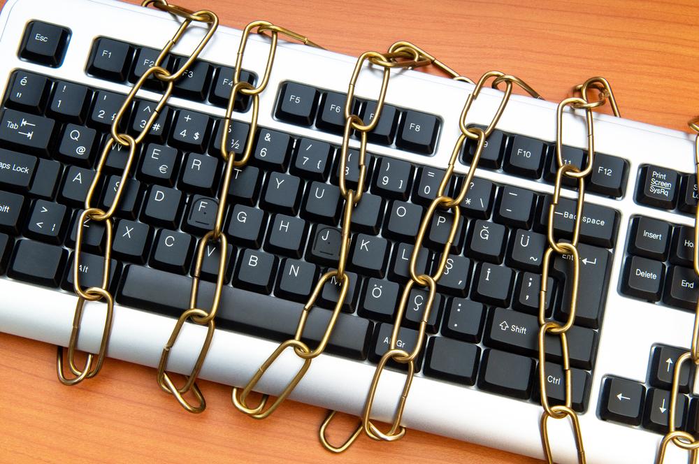Spammy links